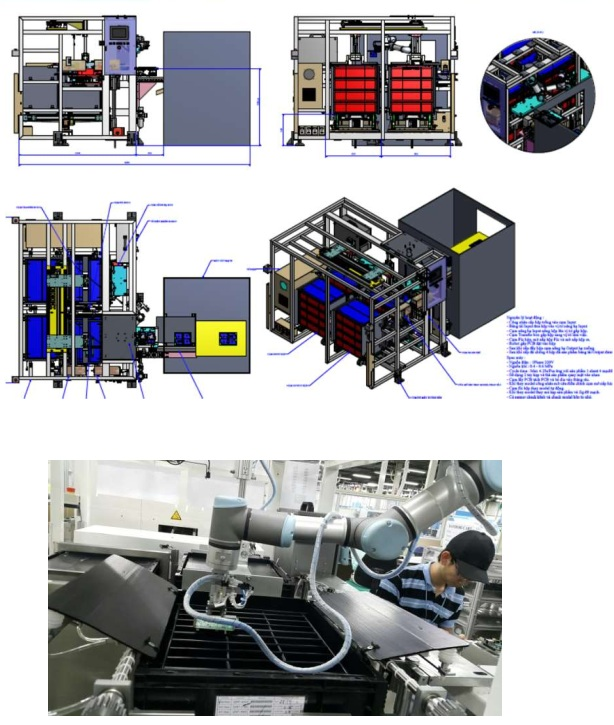 Robotics-Loading/Unloading