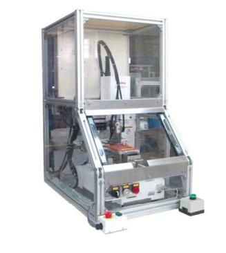 Robotics- PCB Cutting