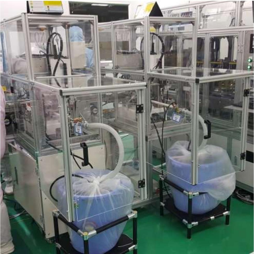 Robotics- PCB Cutting Automation line