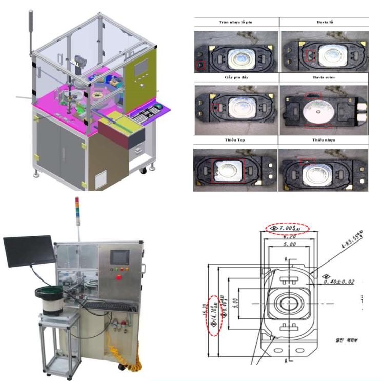 Vision Machine- Measurement