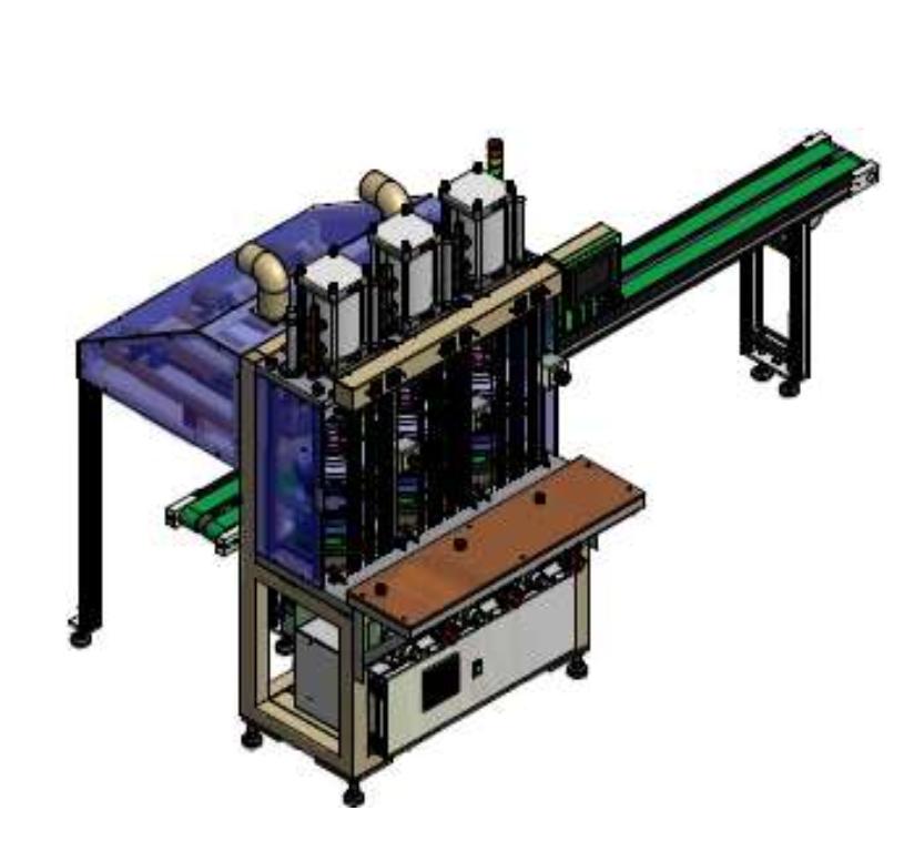 Forming machine
