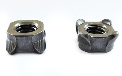 Square weld nut