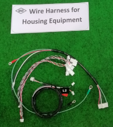Wire Harness; Junction Box for Solar Panel, Solar Cable