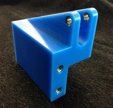 Plastic precision parts