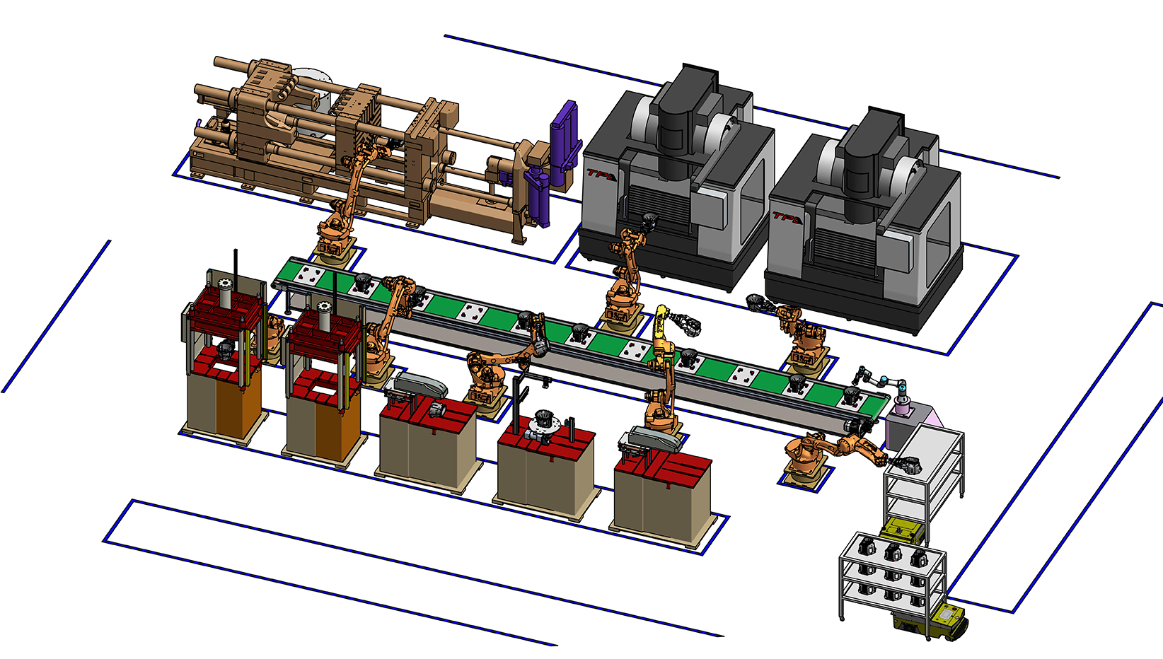 Automation Solution for Machining Industry