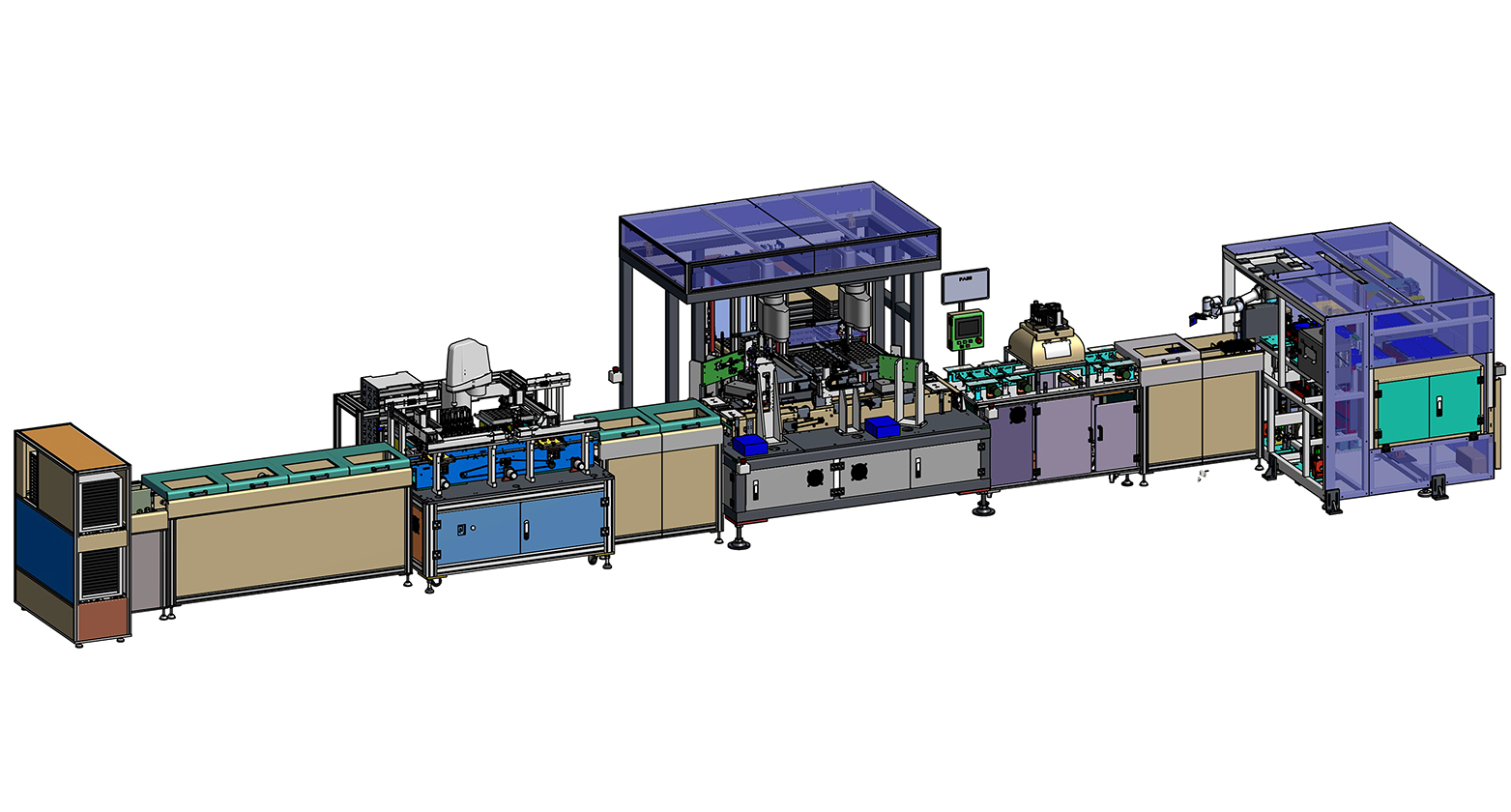 Solution for PCB Assembly