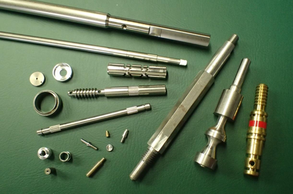 CNC automatic lathes(bar feeder)