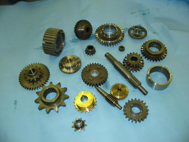 各種歯車製品