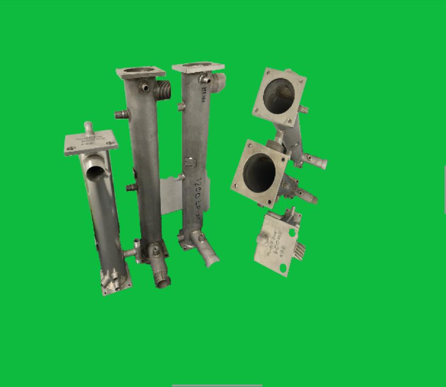 Machine parts processing