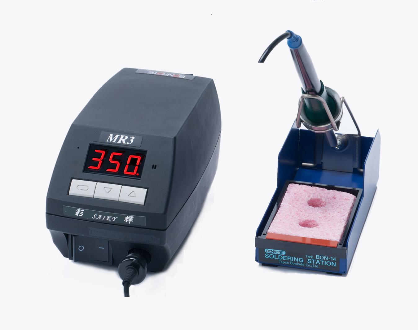 MR4 SAIKY soldering iron station