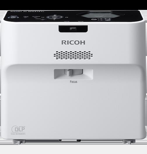 Projectors RICOH PJ WX4152 series