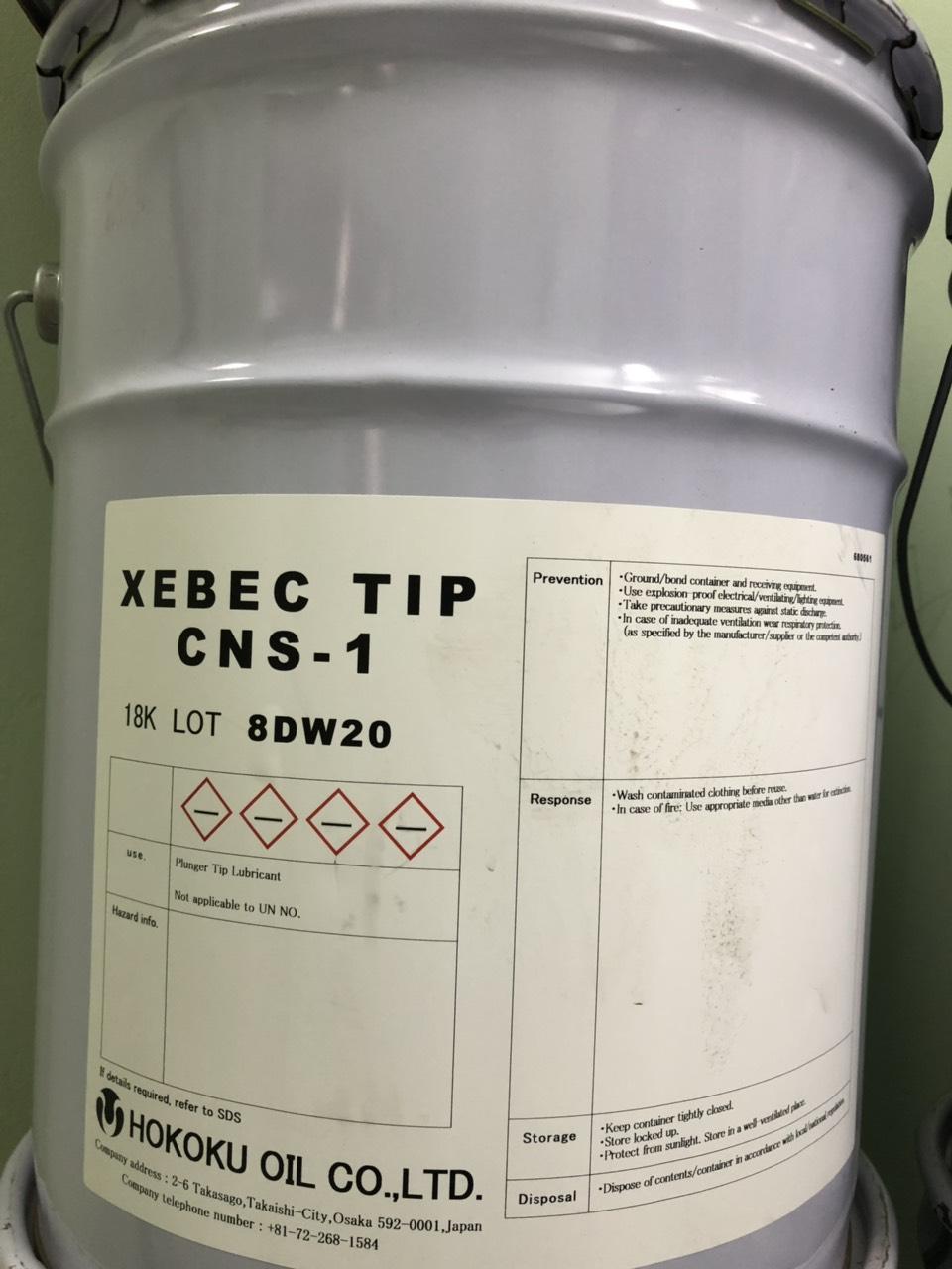 HOKOKU OIL ( XEBEC TIP CNS-1)