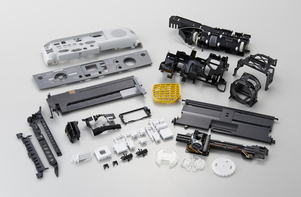 Plastics Injection Parts