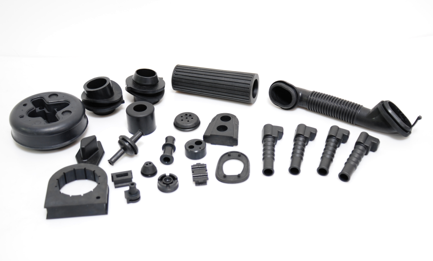 Ruber Molding Parts