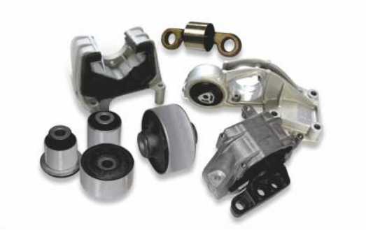 Rubber Metal Parts