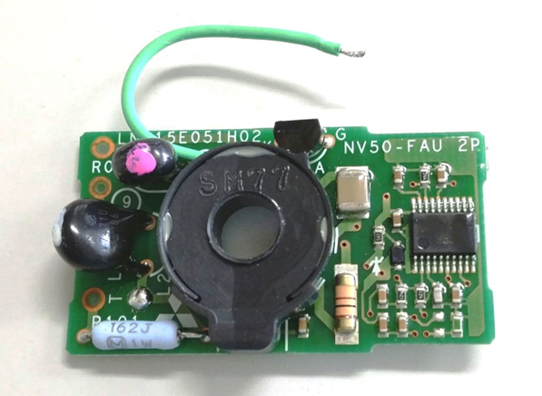 Assembly of Electronic Circuit